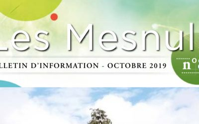 Bulletin Municipal octobre 2019
